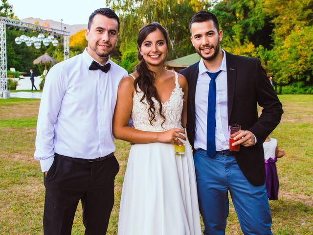 El matrimonio de Franco y Vania en Curicó, Curicó 55