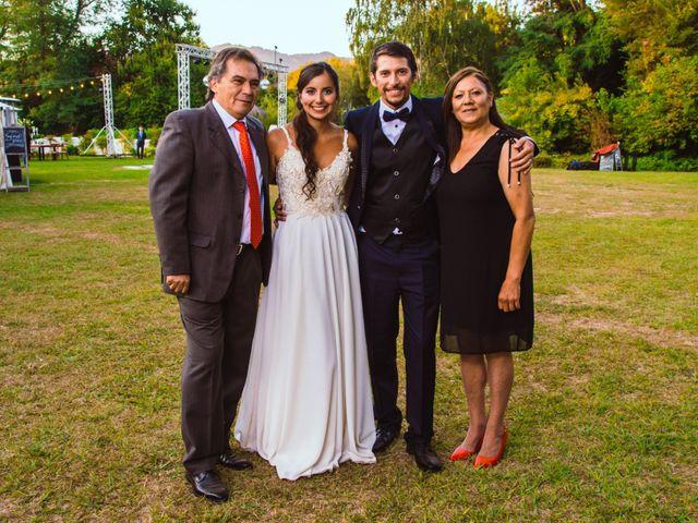 El matrimonio de Franco y Vania en Curicó, Curicó 56