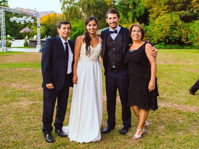 El matrimonio de Franco y Vania en Curicó, Curicó 58