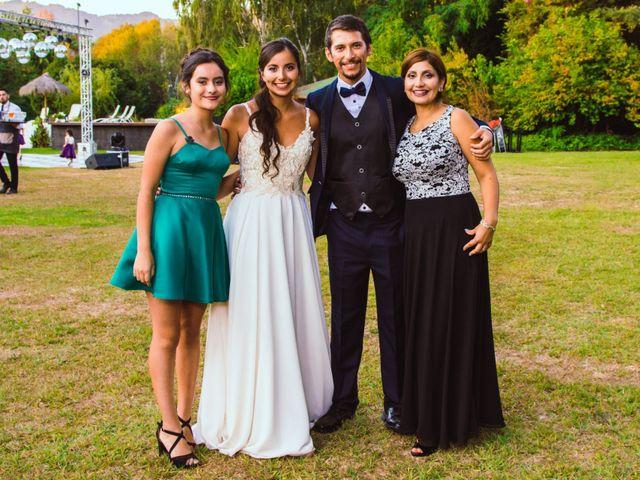 El matrimonio de Franco y Vania en Curicó, Curicó 59