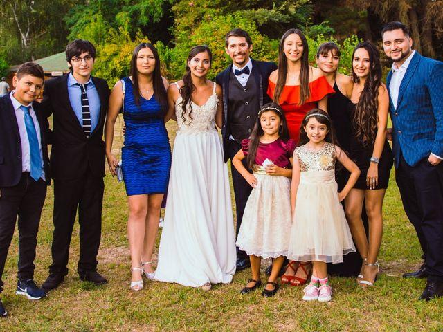 El matrimonio de Franco y Vania en Curicó, Curicó 60