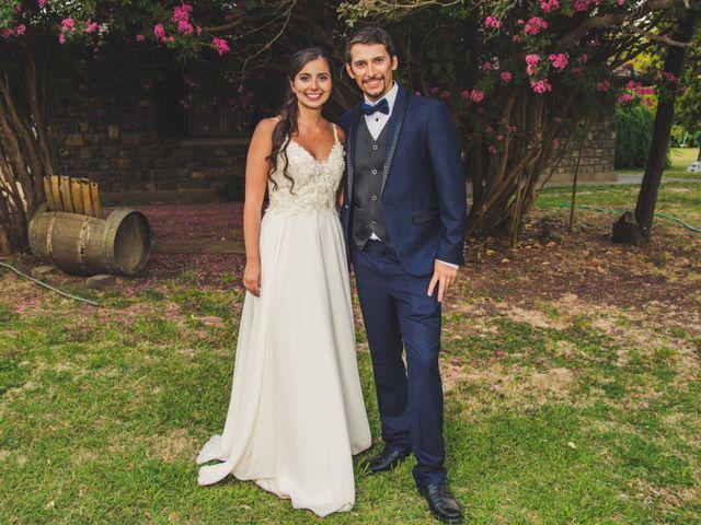 El matrimonio de Franco y Vania en Curicó, Curicó 62