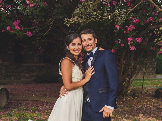 El matrimonio de Franco y Vania en Curicó, Curicó 63