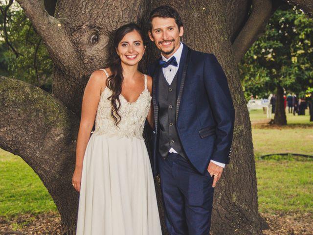 El matrimonio de Franco y Vania en Curicó, Curicó 69