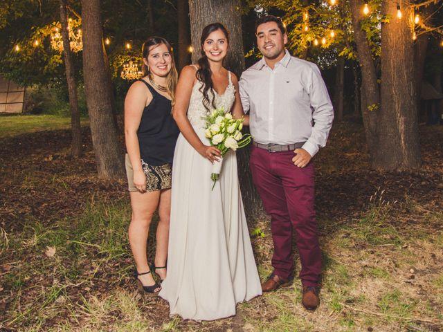 El matrimonio de Franco y Vania en Curicó, Curicó 71