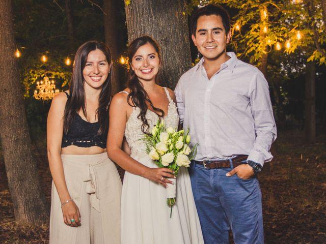 El matrimonio de Franco y Vania en Curicó, Curicó 72