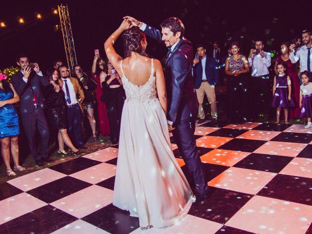 El matrimonio de Franco y Vania en Curicó, Curicó 78