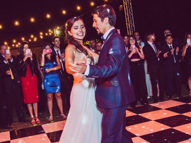 El matrimonio de Franco y Vania en Curicó, Curicó 81