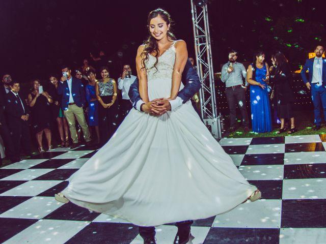 El matrimonio de Franco y Vania en Curicó, Curicó 86