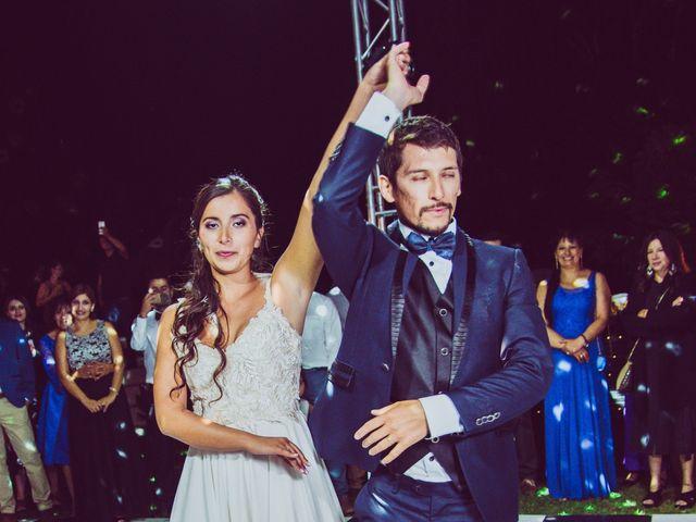 El matrimonio de Franco y Vania en Curicó, Curicó 88