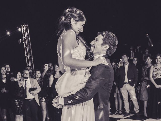 El matrimonio de Franco y Vania en Curicó, Curicó 91