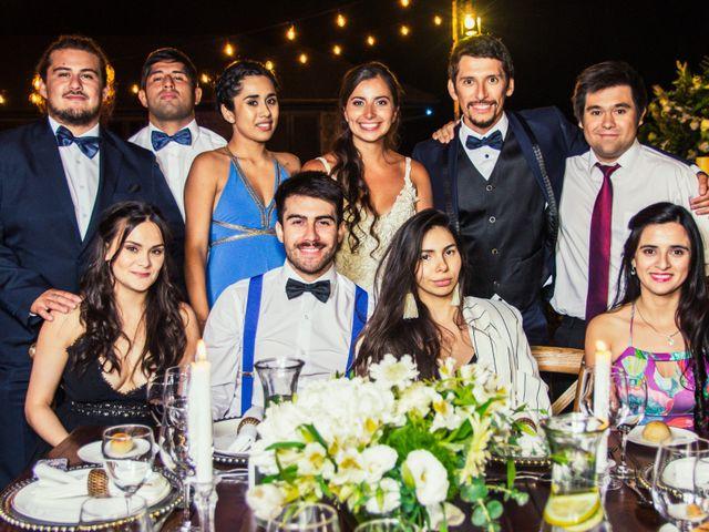 El matrimonio de Franco y Vania en Curicó, Curicó 93