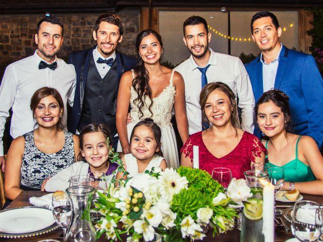 El matrimonio de Franco y Vania en Curicó, Curicó 94