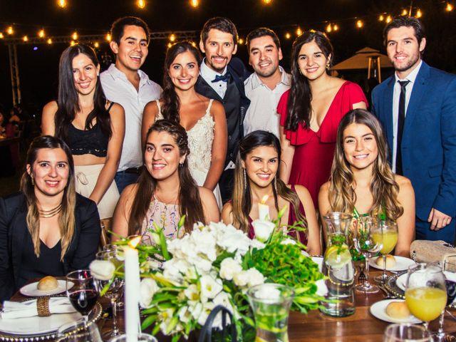 El matrimonio de Franco y Vania en Curicó, Curicó 95