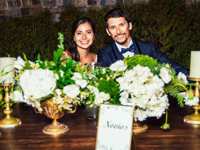 El matrimonio de Franco y Vania en Curicó, Curicó 97