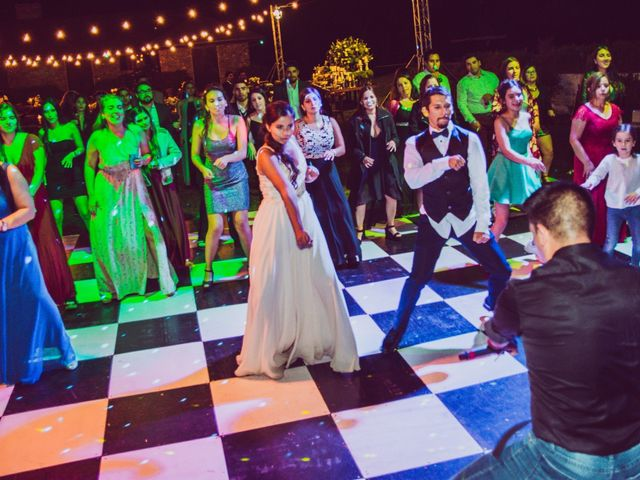 El matrimonio de Franco y Vania en Curicó, Curicó 102