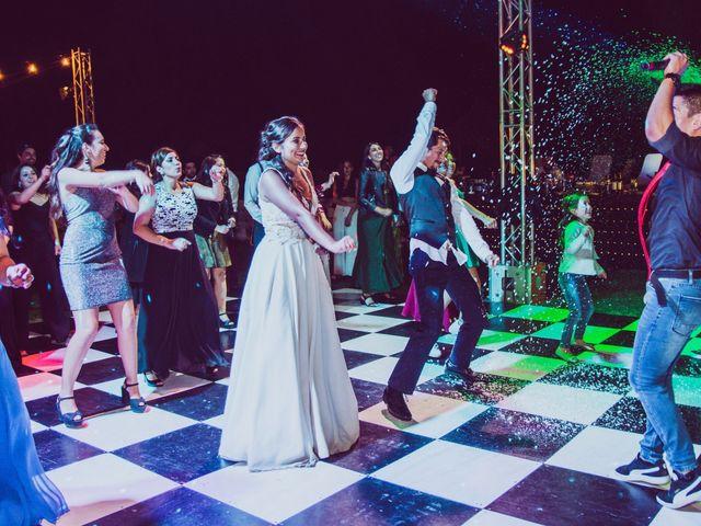 El matrimonio de Franco y Vania en Curicó, Curicó 103