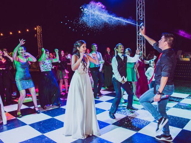 El matrimonio de Franco y Vania en Curicó, Curicó 104