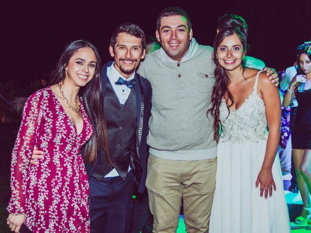 El matrimonio de Franco y Vania en Curicó, Curicó 110