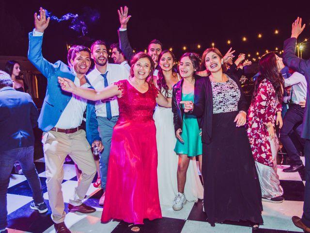 El matrimonio de Franco y Vania en Curicó, Curicó 112