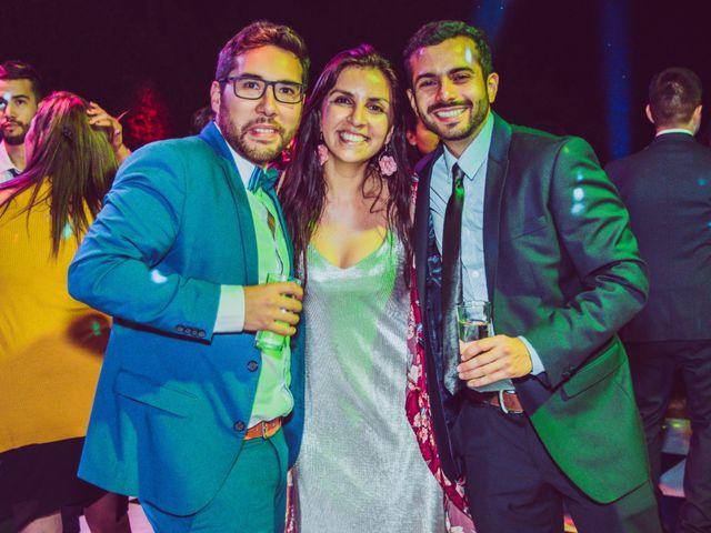 El matrimonio de Franco y Vania en Curicó, Curicó 115