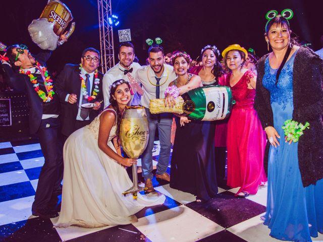 El matrimonio de Franco y Vania en Curicó, Curicó 125
