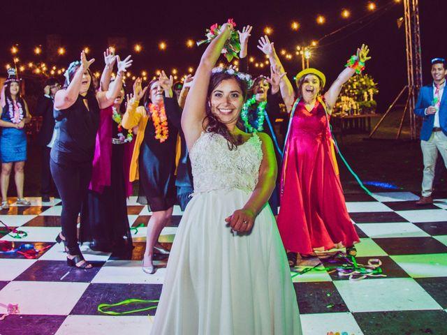 El matrimonio de Franco y Vania en Curicó, Curicó 148