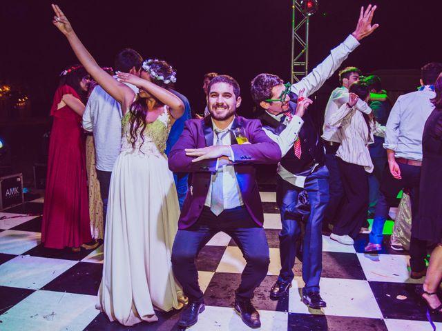 El matrimonio de Franco y Vania en Curicó, Curicó 154
