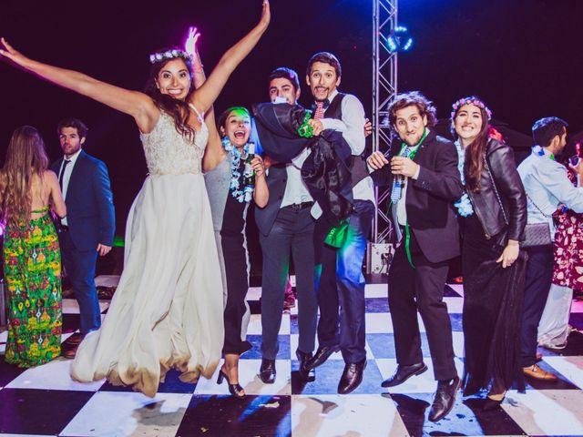 El matrimonio de Franco y Vania en Curicó, Curicó 155