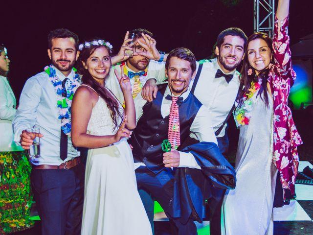 El matrimonio de Franco y Vania en Curicó, Curicó 156