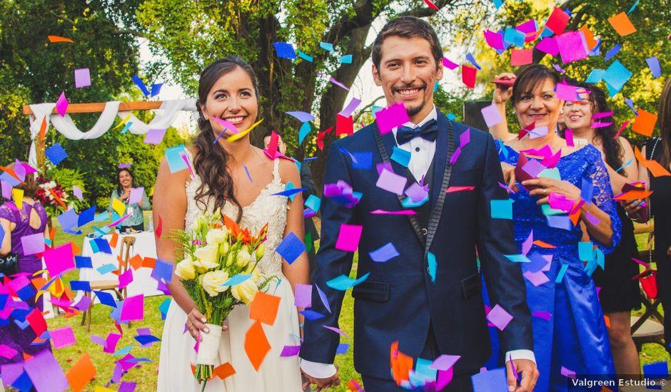 El matrimonio de Franco y Vania en Curicó, Curicó