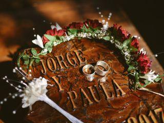 El matrimonio de Paula y Jorge 2