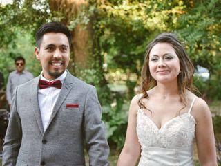 El matrimonio de Paula y Jorge
