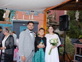 El matrimonio de Mariana y Fabián 3
