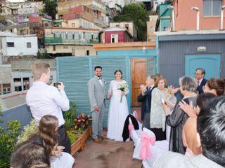 El matrimonio de Mariana y Fabián 2
