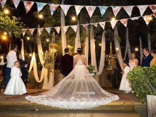 El matrimonio de Camila y Manuel