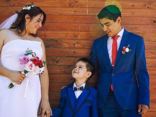 El matrimonio de Vanessa  y Fernando  1