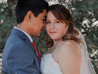 El matrimonio de Vanessa  y Fernando  2