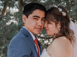 El matrimonio de Vanessa  y Fernando  3