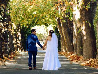 El matrimonio de Vanessa  y Fernando