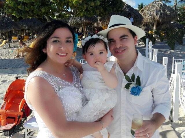 El matrimonio de Claudia y Angelo