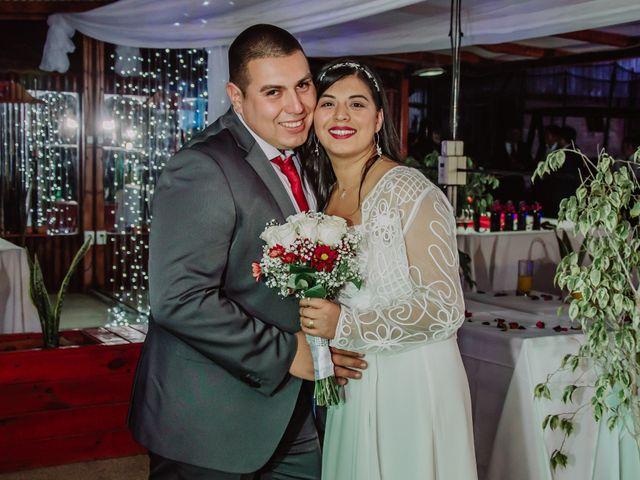 El matrimonio de Estrella y Juan