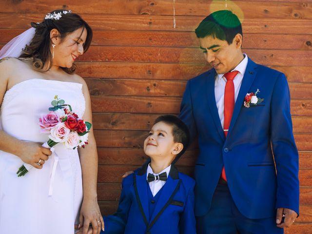 El matrimonio de Fernando  y Vanessa  en Coinco, Cachapoal 1