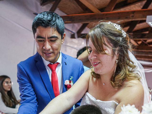 El matrimonio de Fernando  y Vanessa  en Coinco, Cachapoal 5