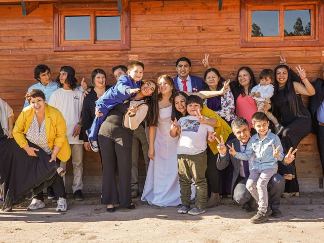 El matrimonio de Fernando  y Vanessa  en Coinco, Cachapoal 10