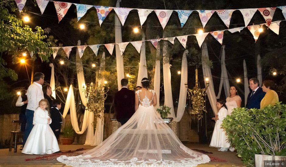 El matrimonio de Manuel y Camila en San José de Maipo, Cordillera