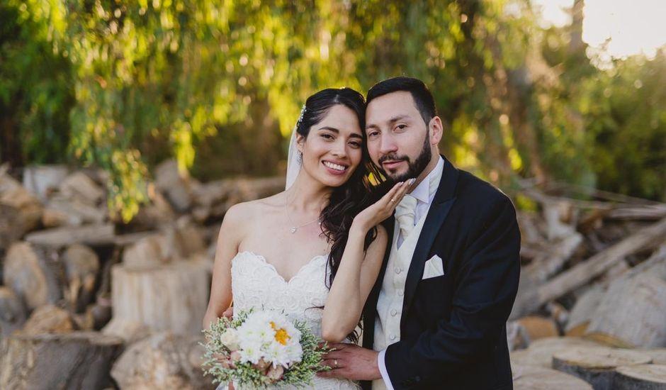 El matrimonio de Pablo  y Claudia  en Lampa, Chacabuco