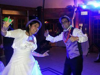 El matrimonio de Rocío y Sebastián 1