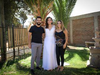 El matrimonio de Almendra y Manuel 1