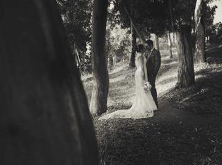 El matrimonio de Fabiola y Víctor